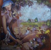 Christine-Oster-People-Women-Poetry-Contemporary-Art-Contemporary-Art
