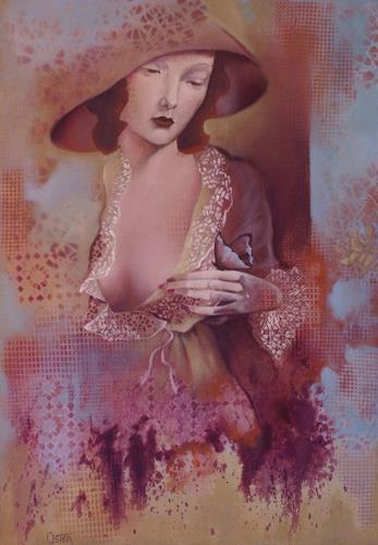 Christine Oster, Zauber des Augenblicks, People: Women, Emotions, Contemporary Art