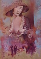 Christine-Oster-People-Women-Emotions-Contemporary-Art-Contemporary-Art