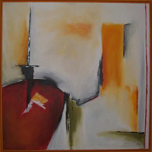 Christa Geßwagner, N/T, Abstract art