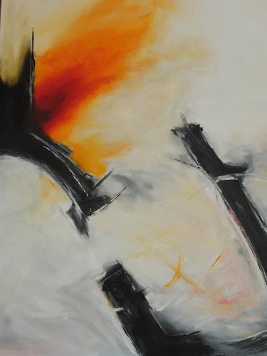 Christa Geßwagner, Der Abschnitt, Abstract art