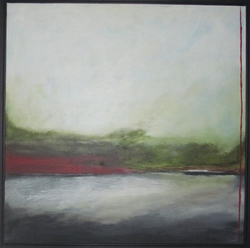 Christa Geßwagner, neue Welt, Abstract art, Expressionism