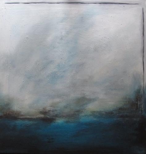 Christa Geßwagner, Der Sturm, Abstract art