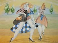 Aufrecht-Reinhold-1-Miscellaneous-Contemporary-Art-Neo-Expressionism