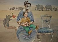 Aufrecht-Reinhold-1-Fairy-tales-Modern-Age-Expressive-Realism