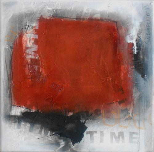 Michaela Steinacher, Time, Abstract art, Symbol, Contemporary Art, Abstract Expressionism
