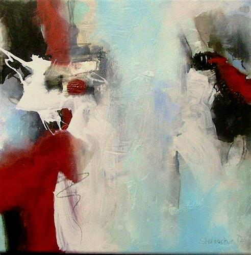 Michaela Steinacher, Kontraste, Abstract art, Decorative Art, Modern Age, Abstract Expressionism
