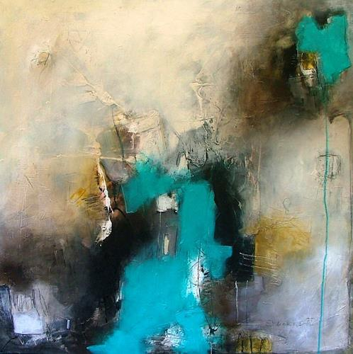 Michaela Steinacher, Der Weg ist das Ziel, Abstract art, Decorative Art, Contemporary Art, Expressionism
