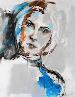 Michaela-Steinacher-People-Women-People-Faces-Contemporary-Art-Contemporary-Art