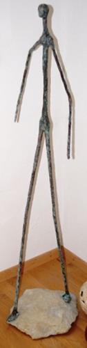 Annamarie + Vic Zumsteg, der Notschrei (Vic Zumsteg), Decorative Art, Abstract art