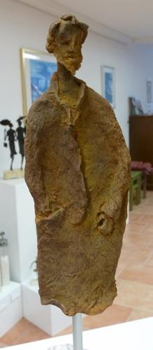 Vic Zumsteg, der Bettler  (Vic Zumsteg), Abstract art, Decorative Art, Expressionism