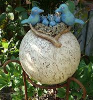 Annamarie---Vic-Zumsteg-Animals-Air-Decorative-Art-Modern-Age-Abstract-Art
