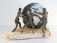 V. Zumsteg, Safe the world (Annamarie + Vic Zumsteg)