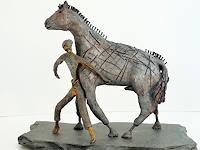 Annamarie---Vic-Zumsteg-Abstract-art-Animals-Land