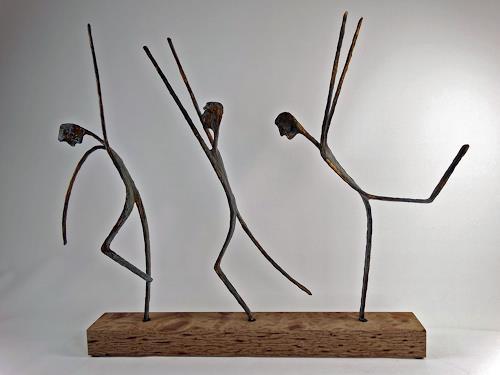 Annamarie + Vic Zumsteg, am Ziel 1, Abstract art, Decorative Art, Others, Expressionism