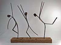 Annamarie---Vic-Zumsteg-Abstract-art-Decorative-Art-Modern-Age-Others