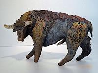 Annamarie---Vic-Zumsteg-Abstract-art-Animals-Land-Modern-Age-Art-Deco