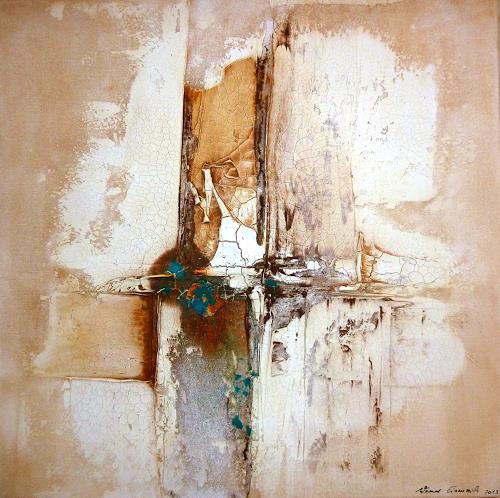 Werner Eisenreich, o.T, Abstract art, Expressionism