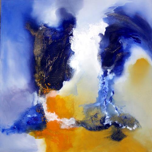 Werner Eisenreich, Laguna, Abstract art