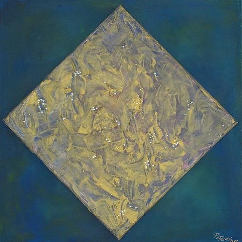 Petra Foidl, Struktur, Abstract art