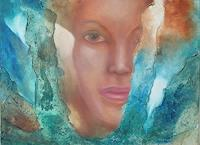 Petra-Foidl-People-Women-People-Faces-Contemporary-Art-Contemporary-Art