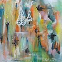Petra-Foidl-Abstract-art-Fantasy-Modern-Age-Abstract-Art