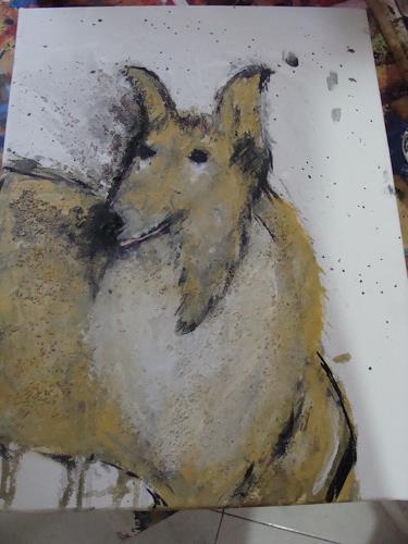 Ursula Bieri, Colli, Abstract art, Miscellaneous Animals, Modern Age