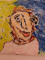 Ursula-Bieri-Abstract-art-People-Men-Modern-Age-Modern-Age