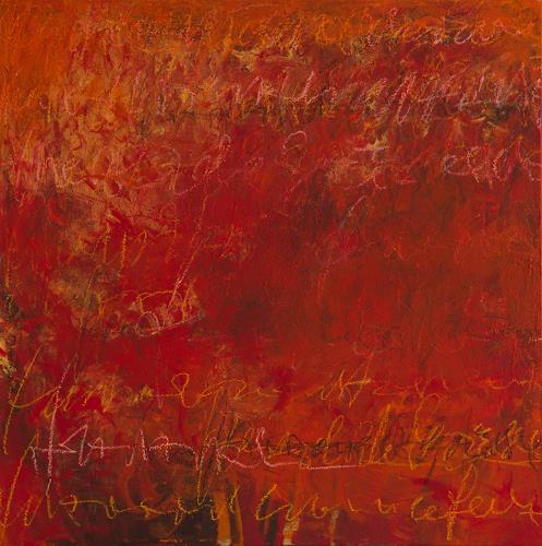 Christa Otte-Kreisel, che dir si voglia, Abstract art