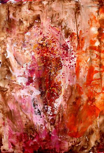 Christa Otte-Kreisel, esprit, Abstract art