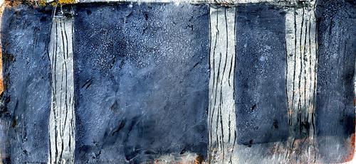 Christa Otte-Kreisel, spirit of freedom, Abstract art