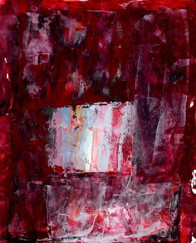 Christa Otte-Kreisel, Hoffnung, Abstract art