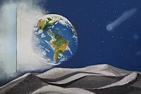 Y. Kamer, Die Erde am Anschlag