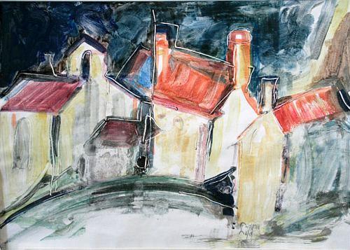 Gertraud Wagner, Hebriden, Miscellaneous Landscapes