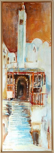 Gertraud Wagner, Sidi bou Said, Miscellaneous Buildings