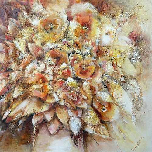 Gertraud Wagner, Blüten in Fülle, Plants: Flowers