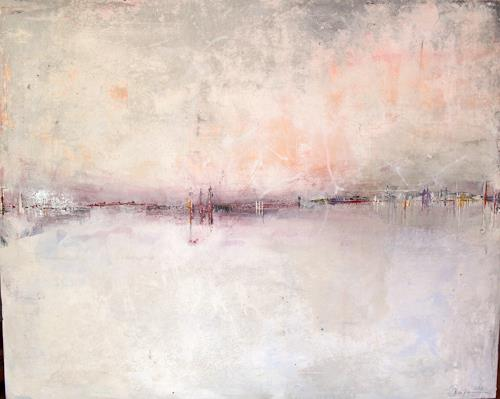 Birgit Dierker horizon by birgit dierker abstract painting