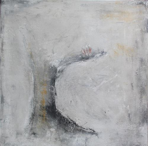 "Birgit Dierker, Trilogie 3 ""grew, Miscellaneous, Contemporary Art"