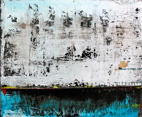 Birgit Dierker, be 2.1., Abstract art, Abstract Expressionism