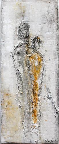 Birgit Dierker, ich bin da, Emotions: Love, Emotions: Safety, Contemporary Art