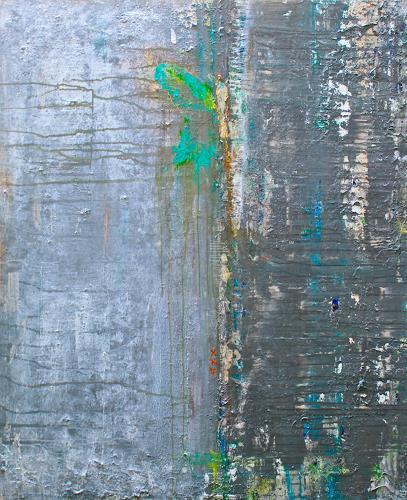 Birgit Dierker, halb verpuppt, Situations, Abstract art, Contemporary Art, Expressionism