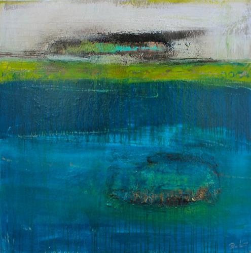 Birgit Dierker, Tief - seh -zeit, Abstract art, Expressionism
