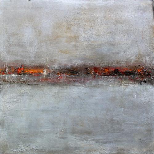 Birgit Dierker manchmal ohne worte by birgit dierker abstract painting
