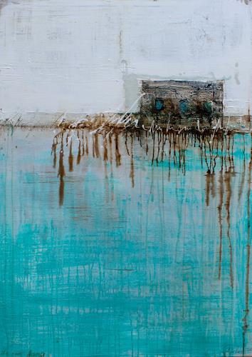 Birgit Dierker, Die Komplexität der Balance II, Abstract art