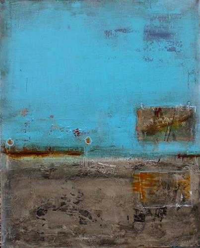 Birgit Dierker, N/T, Abstract art, Miscellaneous Landscapes, Contemporary Art