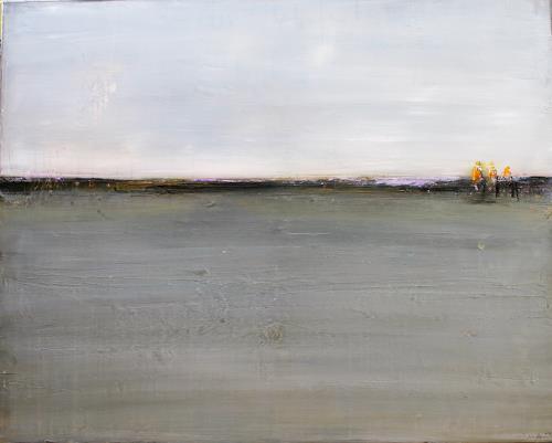 Birgit Dierker, N/T, Miscellaneous Landscapes, Abstract Art