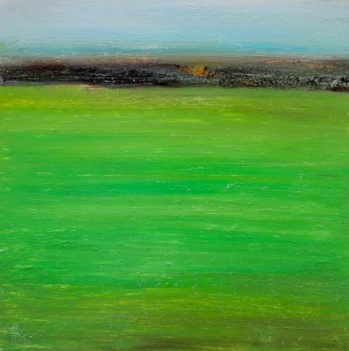 Birgit Dierker, ohne Rot II, Landscapes
