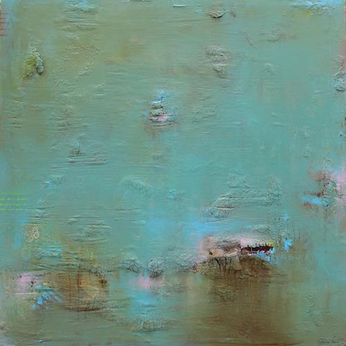 Birgit Dierker l 1 by birgit dierker abstract painting