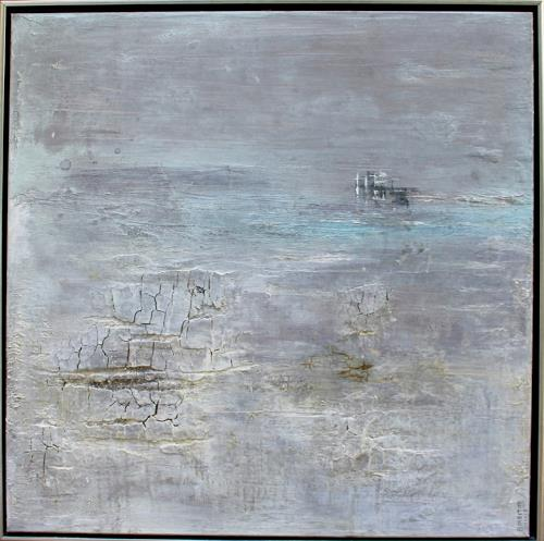 Birgit Dierker, N/T, Abstract art, Non-Objectivism [Informel]