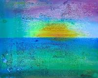 Florian-Freeman-Landscapes-Sea-Ocean-Nature-Water-Modern-Age-Expressionism-Abstract-Expressionism